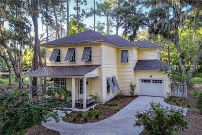 Daufuskie Island Single Family Home For Sale: 9 Osprey Place