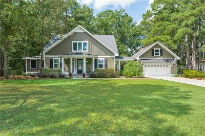 Bluffton SC Single Family Home For Sale: $499,900