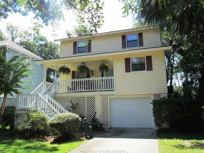 Hilton Head Island Condo/Townhouse For Sale: 86 Black Watch Drive #86