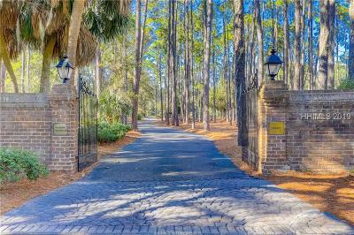 Hilton Head Island Single Family Home For Sale: 9 Baynard Peninsula