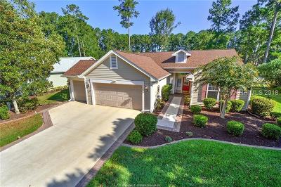 Beaufort County Single Family Home For Sale: 32 Coburn Drive E
