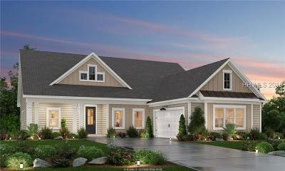 Bluffton SC Single Family Home For Sale: $439,900