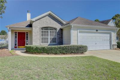 Bluffton SC Single Family Home For Sale: $227,500