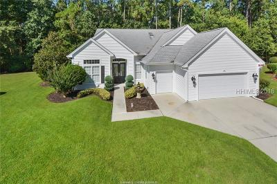 Bluffton Single Family Home For Sale: 125 Coburn Drive W