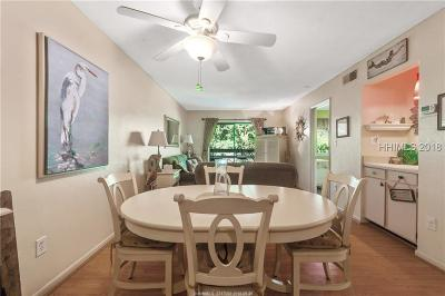 Folly Field Condo/Townhouse For Sale: 45 Folly Field Road #5K