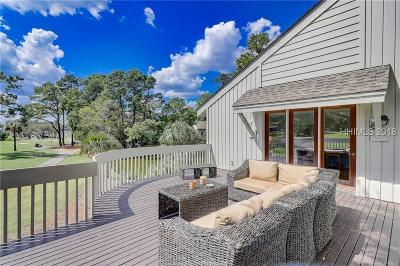Beaufort County Single Family Home For Sale: 34 Windjammer Court