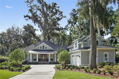 Beaufort County Single Family Home For Sale: 5 Belmeade Drive