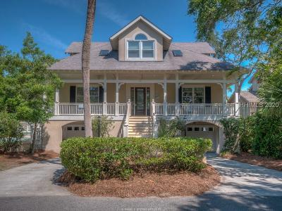 North Forest Beach Single Family Home For Sale: 72 Dune Lane