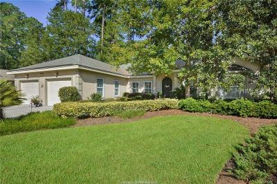 Beaufort County Single Family Home For Sale: 12 Wisteria Lane