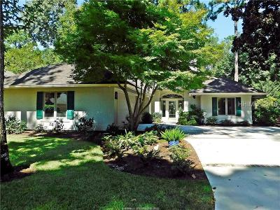 Beaufort County Single Family Home For Sale: 9 Stonegate Drive