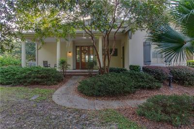 Beaufort County Single Family Home For Sale: 38 Claremont Ave