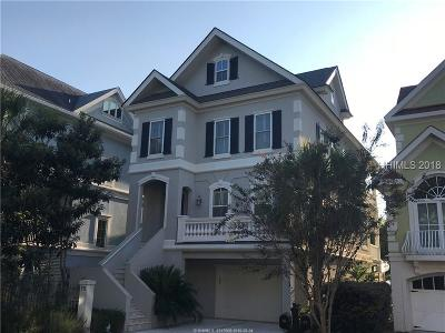 Beaufort County Single Family Home For Sale: 78 Bermuda Pointe Circle