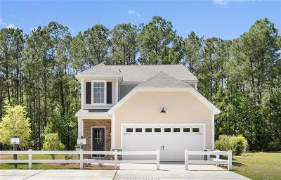 Bluffton SC Single Family Home For Sale: $294,900