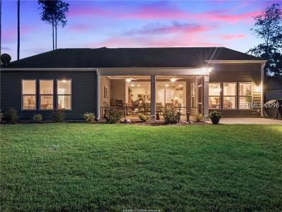 Bluffton SC Single Family Home For Sale: $448,000