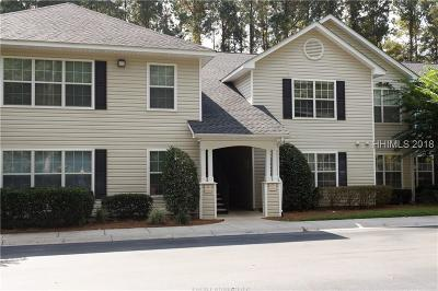Bluffton SC Condo/Townhouse For Sale: $122,900