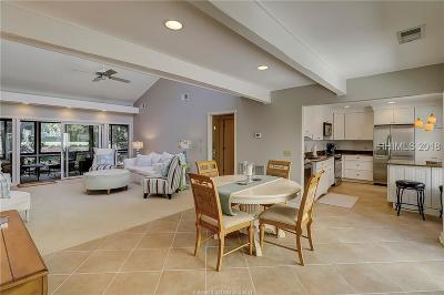 Hilton Head Island Condo/Townhouse For Sale: 21 Calibogue Cay Road #378