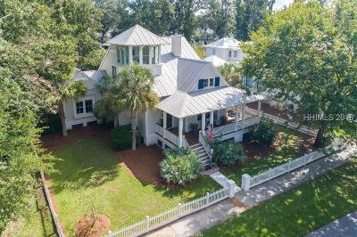 Beaufort Single Family Home For Sale: 149 South Park