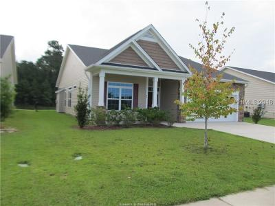 Ridgeland Single Family Home For Sale: 48 White Crescent Circle
