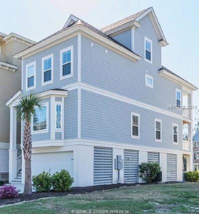 Folly Field Single Family Home For Sale: 101 Sandcastle Court