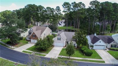 Beaufort County Single Family Home For Sale: 95 Wheatfield Circle