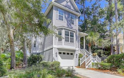 Hilton Head Island Single Family Home For Sale: 102 Victoria Square Drive