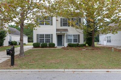 Beaufort County Single Family Home For Sale: 218 Flat Rock Trace