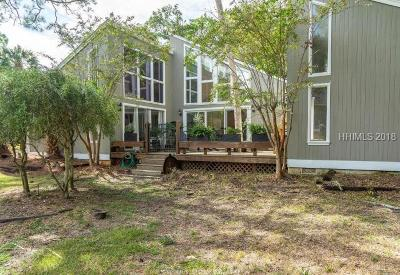 Fripp Island Single Family Home For Sale: 505 Remora Circle