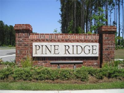 Bluffton SC Single Family Home For Sale: $242,000