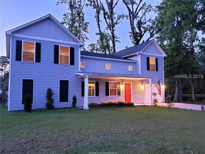 Beaufort Single Family Home For Sale: 12 Mint Farm Drive