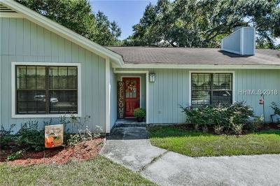 Beaufort Single Family Home For Sale: 56 Partridge Circle