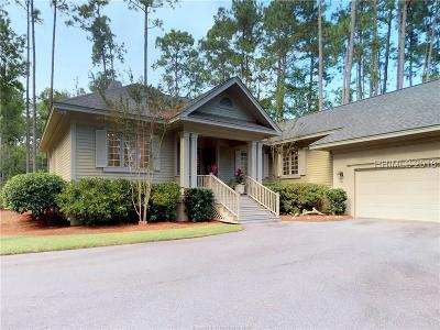 Beaufort County Single Family Home For Sale: 141 Club Course Drive