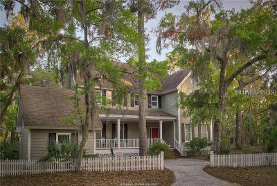 Daufuskie Island Single Family Home For Sale: 38 Prestwick Green