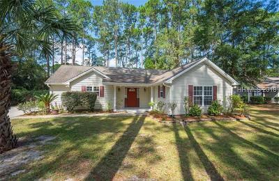 Beaufort Single Family Home For Sale: 495 Sams Point Road