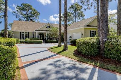 Palmetto Hall Single Family Home For Sale: 8 Ellis Court
