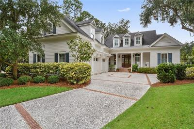Bluffton Single Family Home For Sale: 5 Drayton Hall