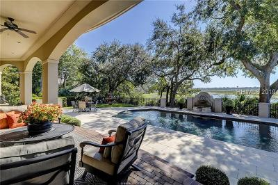 Hilton Head Island Single Family Home For Sale: 42 Wilers Creek Way