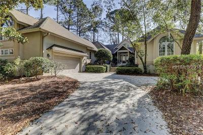 Hilton Head Island Single Family Home For Sale: 16 Combahee Road