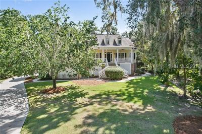 Bluffton Single Family Home For Sale: 26 Carrington Point
