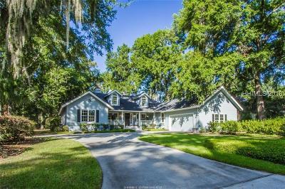 Saint Helena Island Single Family Home For Sale: 706 Island Circle E