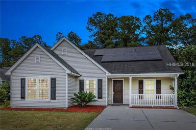 Single Family Home For Sale: 25 Wiregrass Way