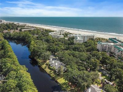 Hilton Head Island Condo/Townhouse For Sale: 50 Ocean Lane #104