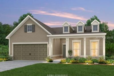The Landings At New Riverside Single Family Home For Sale: 35 Wheelhouse Way