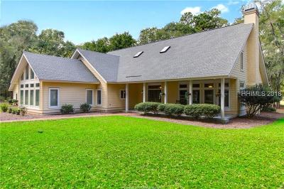 Bluffton Single Family Home For Sale: 35 Paddock Ct