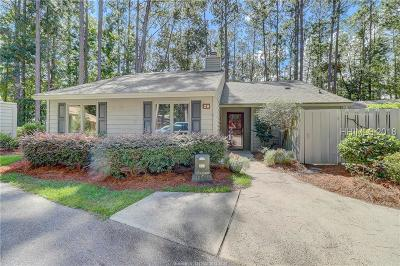 Hilton Head Island Single Family Home For Sale: 29 Fernwood Court