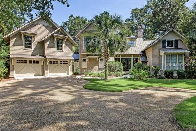 Beaufort County Single Family Home For Sale: 66 Blue Willow Street