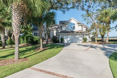 Callawassie Island Single Family Home For Sale: 25 S Oak Forest Drive