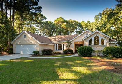 Hilton Head Island Single Family Home For Sale: 13 Dawson Way