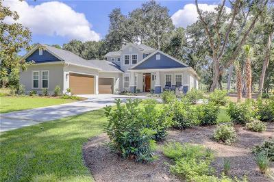 Beaufort County Single Family Home For Sale: 32 Primrose Lane