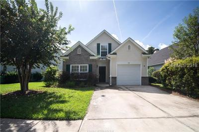 Single Family Home For Sale: 123 Crossings Boulevard