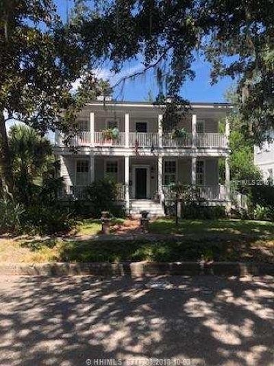 Beaufort Single Family Home For Sale: 711 Duke Street